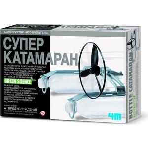 Конструктор 4M Супер катамаран (00-03273)