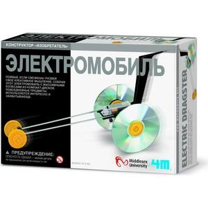 Конструктор 4M Электромобиль (00-03905)