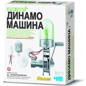 Конструктор 4M Динамо машина (00-03263)