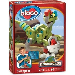 Конструктор Bloco Динозавр Овираптор (30111)