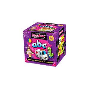 Настольная игра Brainbox АВС (90020)