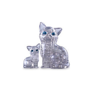 Пазл Crystal Puzzle Кошка (90226)