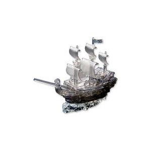 Пазл Crystal Puzzle Пиратский корабль (91106) беспроводной маршрутизатор asus rt n12hp 300mbps 9dbi