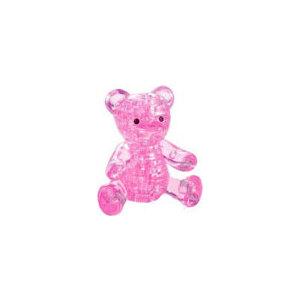 Пазл Crystal Puzzle Мишка розовый (90314)