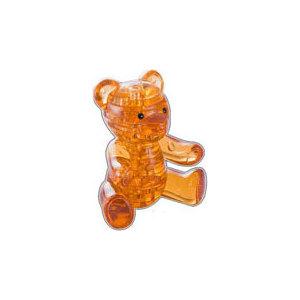 Пазл Crystal Puzzle Мишка янтарный (90214)