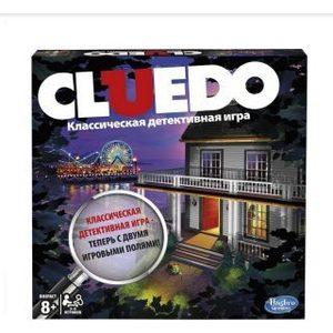 Настольная игра Hasbro Игра Клуэдо обновленная (A5826) настольная игра hasbro hasbro настольная игра games игра клуэдо обновленная
