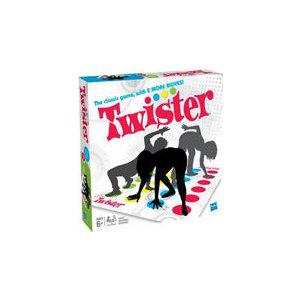 Настольная игра Hasbro Twister (98831) эспандеры starfit эспандер starfit es 702 power twister черный 50 кг