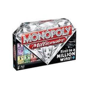 Настольная игра Hasbro Монополия Миллионер (98838) настольная игра hasbro монополия миллионер 98838