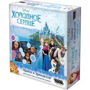 Настольная игра Hobby World Холодное Сердце Прием в Эренделле (1536)