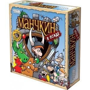 Настольная игра Hobby World Манчкин в осаде (1260) настольная игра hobby world манчкин в осаде