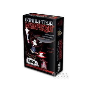 Настольная игра Hobby World Вампирский Манчкин (1089)