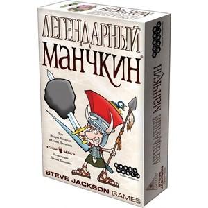 Настольная игра Hobby World Легендарный Манчкин (1200) настольная игра hobby world легендарный манчкин