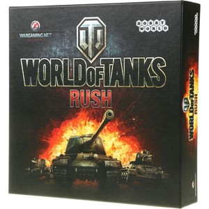 Настольная игра Hobby World World of Tanks- Rush ('1123/1341)