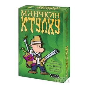 Настольная игра Hobby World Манчкин Ктулху (1119/1939)