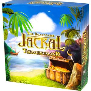 Настольная игра Magellan Шакал остров сокровищ (MAG00404) остров сокровищ ножницы остров сокровищ со сменными лезвиями 165 мм