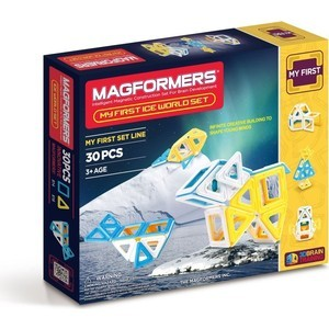 Конструктор Magformers Ice World (63136)