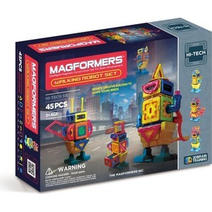 Конструктор Magformers Walking Robot (63137)