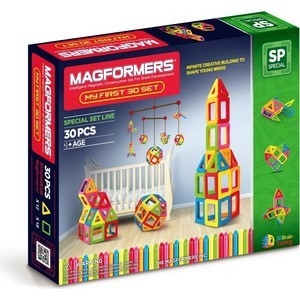 Конструктор Magformers My First 30 set (63107)