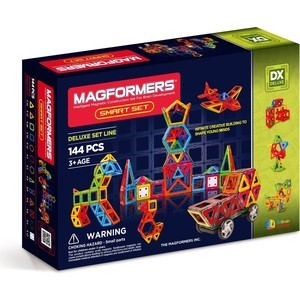 Конструктор Magformers Smart set (63082)