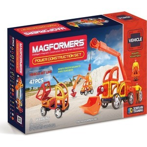 Конструктор Magformers Power Construction Set (63090)