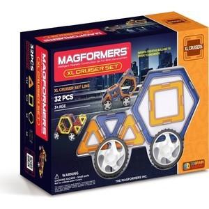 Конструктор Magformers Xl cruisers машины (63073) магнитный конструктор magformers 63073 xl cruisers машины красно желтый