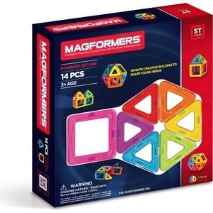 Конструктор Magformers 14 (63069) магнитный конструктор magformers 63069 14