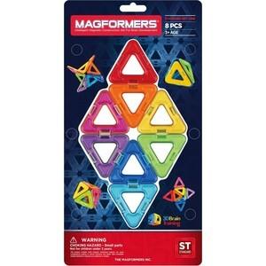 Конструктор Magformers Треугольники 8 (63085)