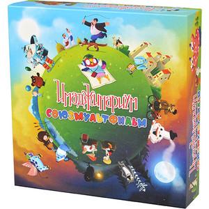 Настольная игра Stupid Casual Имаджинариум Союзмультфильм (10519) настольная игра stupid casual имаджинариум 12523