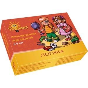 Настольная игра Thinkers 6-9 лет Выпуск 3 Логика (0603)