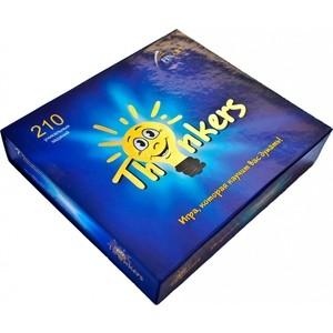 Настольная игра Thinkers 6 в 1, 210 заданий (12210)