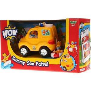 Игрушка Wow Морской патруль Сэмми (10322) игрушка wow морской патруль сэмми 10322