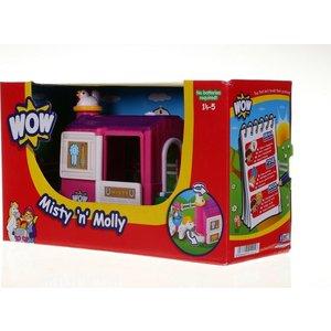 Игрушка Wow Молли и пони Мисти (01024) игрушка wow морской патруль сэмми 10322