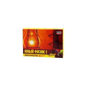 Набор опытов Научные Развлечения Юный физик start Электричество (НР00015)