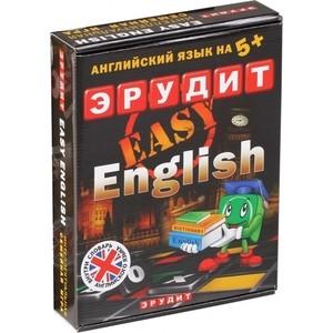 Настольная игра Биплант Эрудит easy english - подарочный (10007)