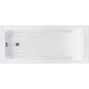 Акриловая ванна Roca Hall 170х75 см без монтажного комплекта (ZRU9302768) ванна стальная roca contesa 140x70 7236160000