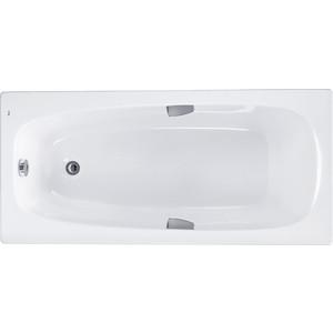 Акриловая ванна Roca Sureste 160х70 см для ручек (без монтажного комплекта) (ZRU9302787) ванна стальная roca contesa 140x70 7236160000