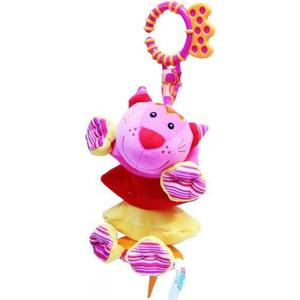 Игрушка развивающая Roxy-Kids Кот Ру Ру с забавным смехом (RBT10075)