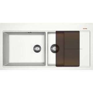 Мойка кухонная Florentina Россана жасмин FS (20.335.Е1000.201) кухонная мойка pyramis alinia 65x51 1b 1d жасмин