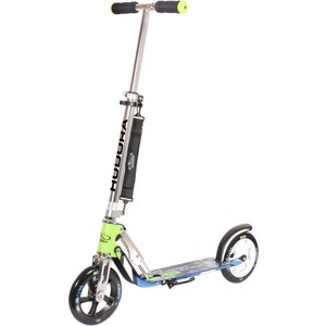 Самокат Hudora Big Wheel 205 green-blue (14750)