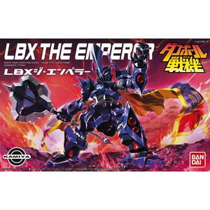 Конструктор Bandai LBX сборная Император (84385) bandai конструктор lbx битвы маленьких гигантов деку bandai 84390