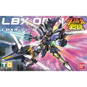 Конструктор Bandai LBX сборная Один (84384) bandai конструктор lbx битвы маленьких гигантов деку bandai 84390