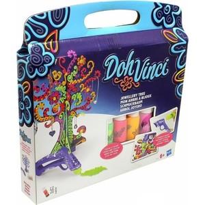 Набор для творчества Hasbro Play Doh Дерево с драгоценностями (B1719)