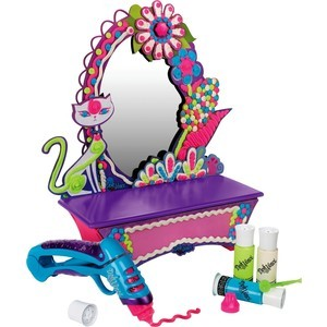 Набор для творчества Hasbro Play Doh стильный туалетный столик (A7197) hasbro стильный подиум для показа мод