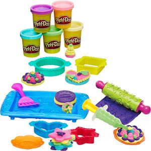 Игровой набор Hasbro PlayDoh Магазинчик печенья (B0307) hasbro игровой набор магазинчик печенья play doh