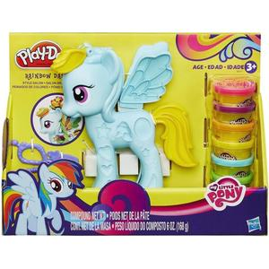 Игровой набор Hasbro PlayDoh Стильный салон Рэйнбоу Дэш (B0011)