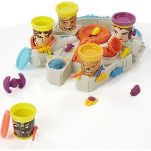 Игровой набор Hasbro PlayDoh Тысячелетний Сокол (B0002) оружие игрушечное hasbro hasbro бластер nerf n strike mega rotofury