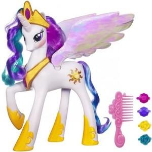 Пони Hasbro MLPony Принцесса Селестия (A0633) оружие игрушечное hasbro hasbro бластер nerf n strike mega rotofury