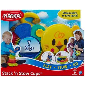 'Пирамидка Hasbro 'PlaySkool львенок возьми с собой (B0501) оружие игрушечное hasbro hasbro бластер nerf n strike mega rotofury