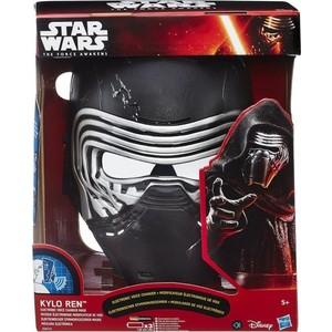 Электронная маска Hasbro Star Wars Star Wars главного Злодея Звездных войн (B8032) оружие игрушечное hasbro hasbro бластер nerf n strike mega rotofury