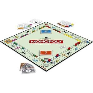 Игрушка Hasbro Games игра Монополия (00009) hasbro hasbro настольная игра games классическая монополия